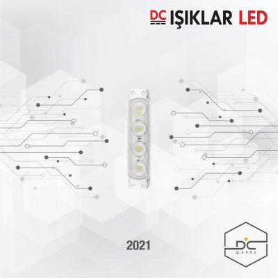 ışıklar led katalog